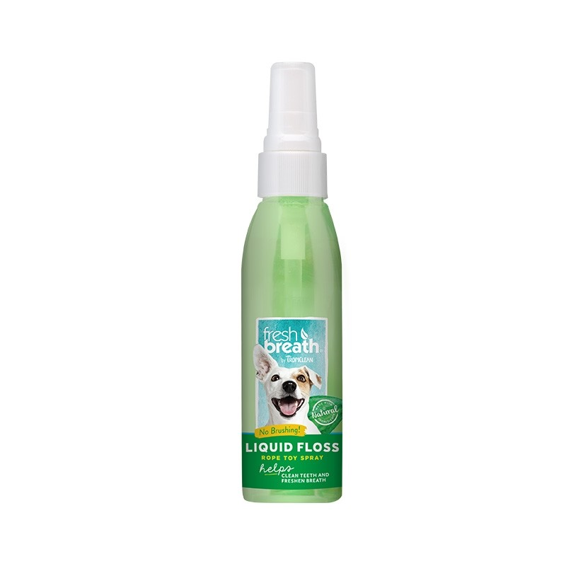 Tropiclean Fresh Breath LiquidFloss Spray