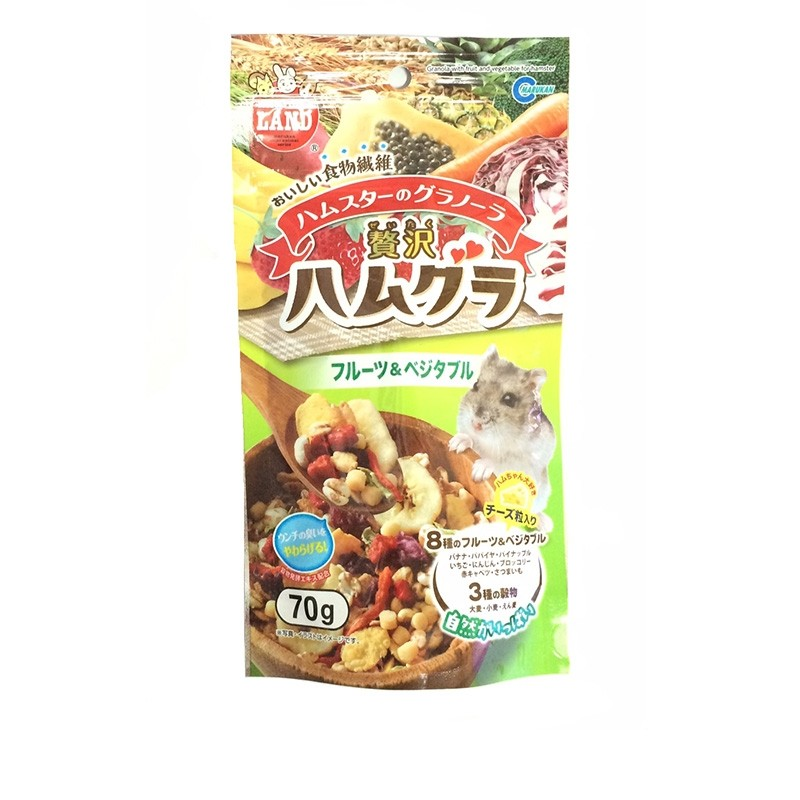 Marukan Granola with Fruits and Vegetables