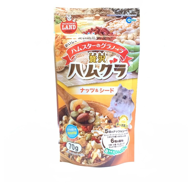 Marukan Granola with Nuts and Seeds