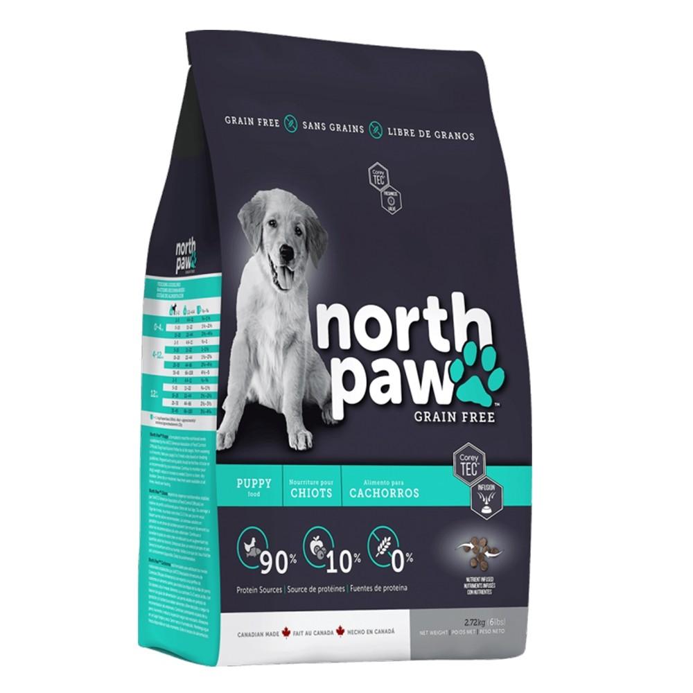 North Paw Grain Free Puppy Food