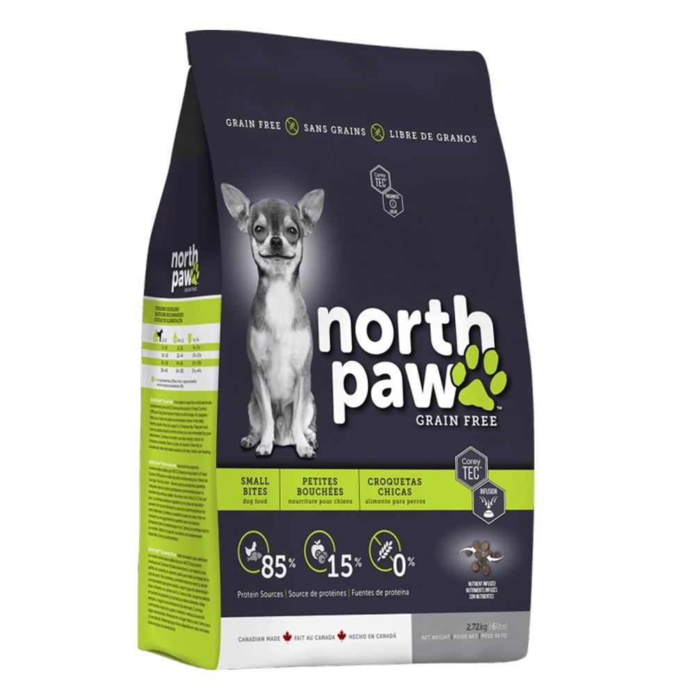 North Paw Small Bites Adult Dry Dog Food
