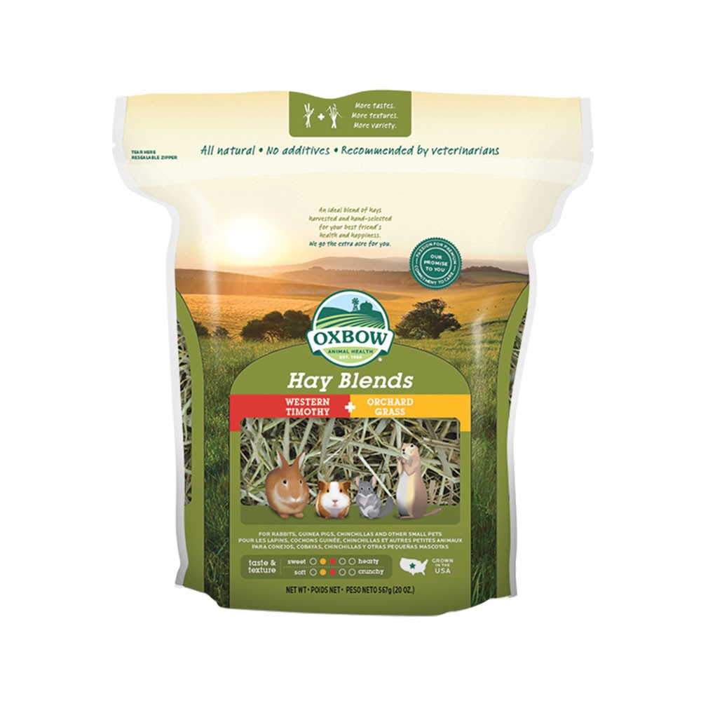 Oxbow Hay Blends - Western Timothy & Orchard Grass