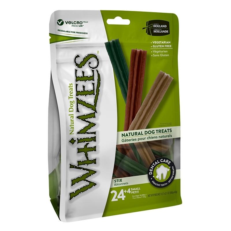 Whimzees Natural Dog Chews Value Bag - Stix