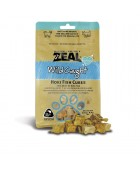 Zeal Wild Caught Hoki Fish Cubes Pet Treats