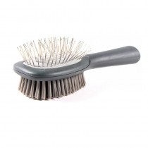 Le Salon Essentials Bristle/Steel Pin Combo Brush For Cats
