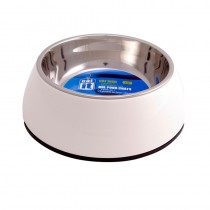 Catit 2-in-1 Durable Bowl - White