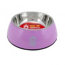 Dogit 2-in-1 Durable Bowl - Pink