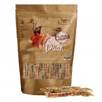 Absolute Bites Air Dried Duck Breast Treats 150g