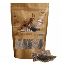 Absolute Bites Air Dried Roo Jerky Treats 90g