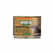 Addiction King Salmon & Potatoes Entrée Canned Food for Cats