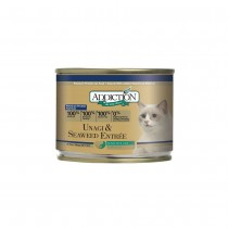 Addiction Unagi & Seaweed Entrée Canned Food for Cats