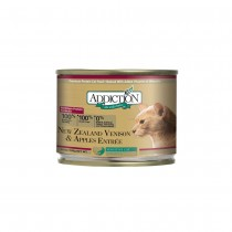 Addiction Venison & Apples Entrée Canned Food for Cats