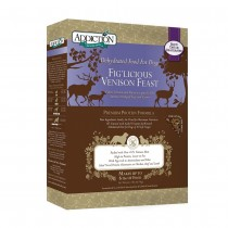Addiction Raw Dehydrated Fig'licious Venison Feast (Grain Free) for Dogs