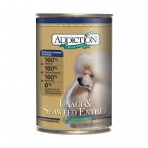 Addiction Unagi & Seaweed Entrée Canned Food for Dogs