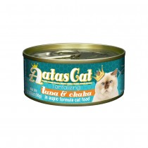 Aatas Cat Tantalizing Tuna & Okaka in Aspic Canned Cat Food