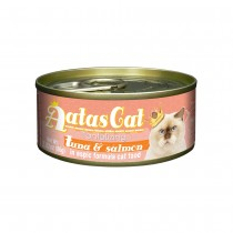 Aatas Cat Tantalizing Tuna & Salmon in Aspic Canned Cat Food