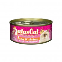 Aatas Cat Tantalizing Tuna & Shrimp in Aspic Canned Cat Food