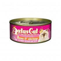 Aatas Cat Tantalizing Tuna & Shrimp in Aspic Canned Cat Food