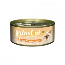 Aatas Cat Tantalizing Tuna & Snapper in Aspic Canned Cat Food