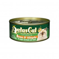 Aatas Cat Tantalizing Tuna & Tilapia in Aspic Canned Cat Food