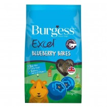 Burgess Excel Blueberry Bakes Small Animal Treats