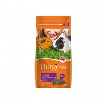 Burgess Adult Guinea Pig with Blackcurrant & Oregano