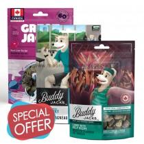 30% OFF: Canadian Jerky Dog Treats