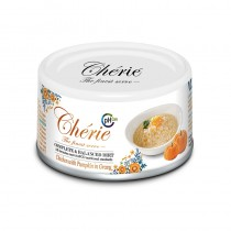 Chérie Urinary Care - Chicken with Pumpkin in Gravy Canned Cat Food