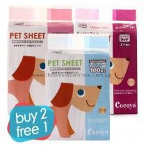 BUY 2 GET 1 FREE: Cocoyo Pee Pads