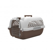 Dogit Pet Voyageur Carrier - Brown/White