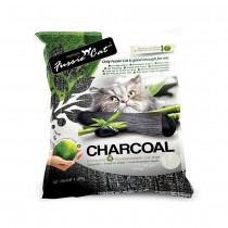 Fussie Cat Natural Charcoal Paper Litter