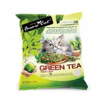 Fussie Cat Natural Green Tea Paper Litter