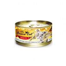 Fussie Cat Super Premium Chicken with Small Anchovies In Gravy Feline Canned Food