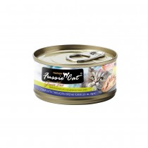 Fussie Cat Premium Tuna with Threadfin Bream In Aspic Feline Canned Food
