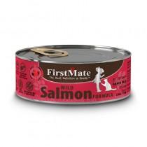 FirstMate Grain & Gluten Free Wild Salmon Canned Cat Food