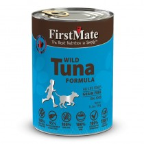 FirstMate Grain & Gluten Free Wild Tuna Canned Dog Food