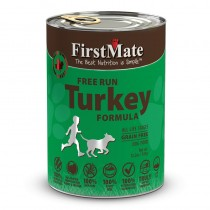 FirstMate Grain & Gluten Free Free Run Turkey Canned Dog Food