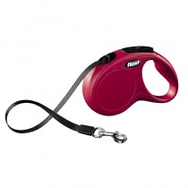 Flexi New Classic Tape Retractable Leash - Medium/Large, 5m