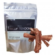 Freeze Dry Australia 100% Raw Beef Tendons