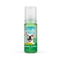 Tropiclean Fresh Breath Mint Foam