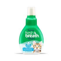 Tropiclean Fresh Breath Drops for Cats, Case of 6
