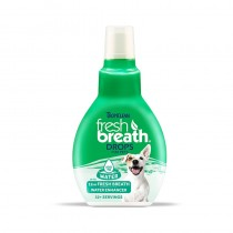 Tropiclean Fresh Breath Drops for Dogs, Case of 6