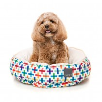 Fuzzyard Reversible Bed - Jenga (Medium)