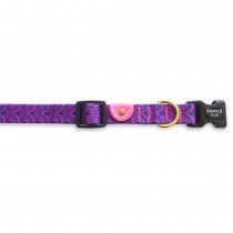 Gentle Pup Piper Pink Collar - Medium