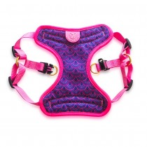 Gentle Pup Piper Pink Harness - Medium