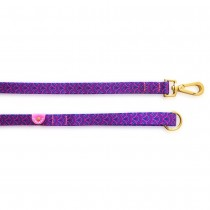 Gentle Pup Piper Pink Lead - Medium