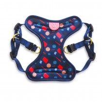 Gentle Pup Playful Polly Harness - Medium