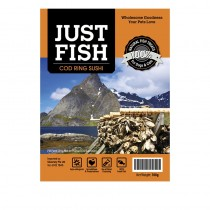 Just Fish Cod Ring Sushi
