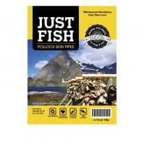 Just Fish Pollock Skin Pipes