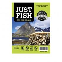 Just Fish Cod Skin Dognip Pipes